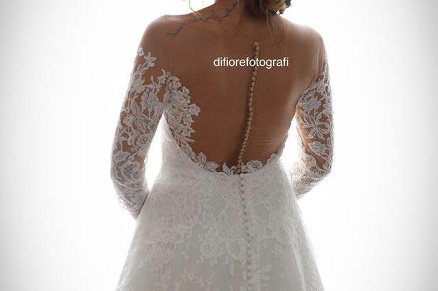 abito sposa con o senza maniche