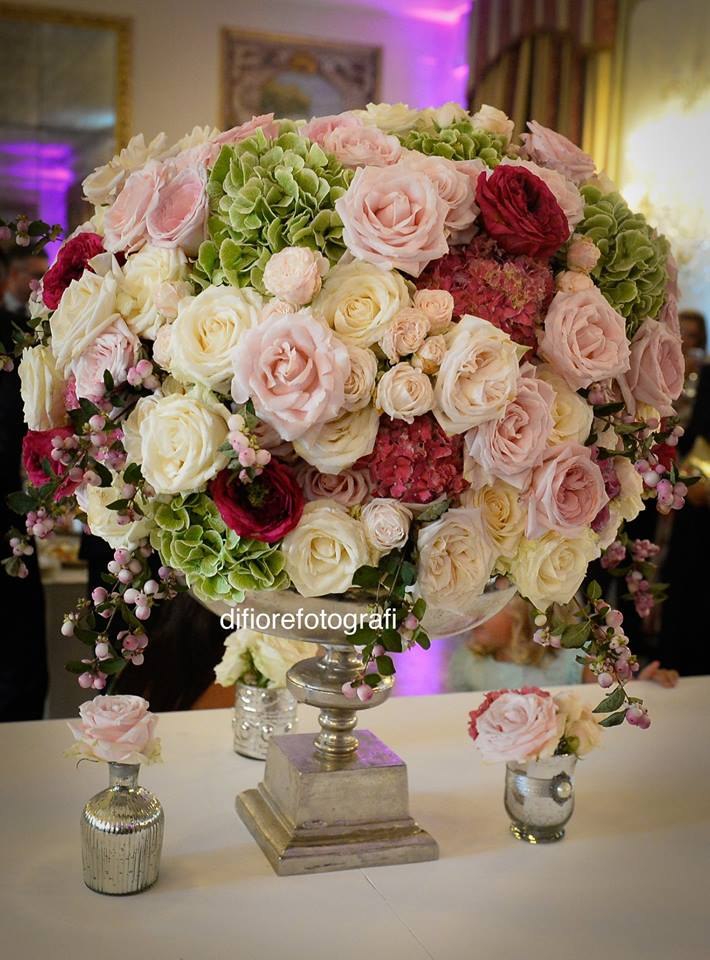 addobbi floreali matrimoni 2019