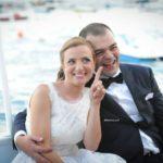 Racconto di un matrimonio incantato a La Conca del Sogno. Nerano di Massa Lubrense