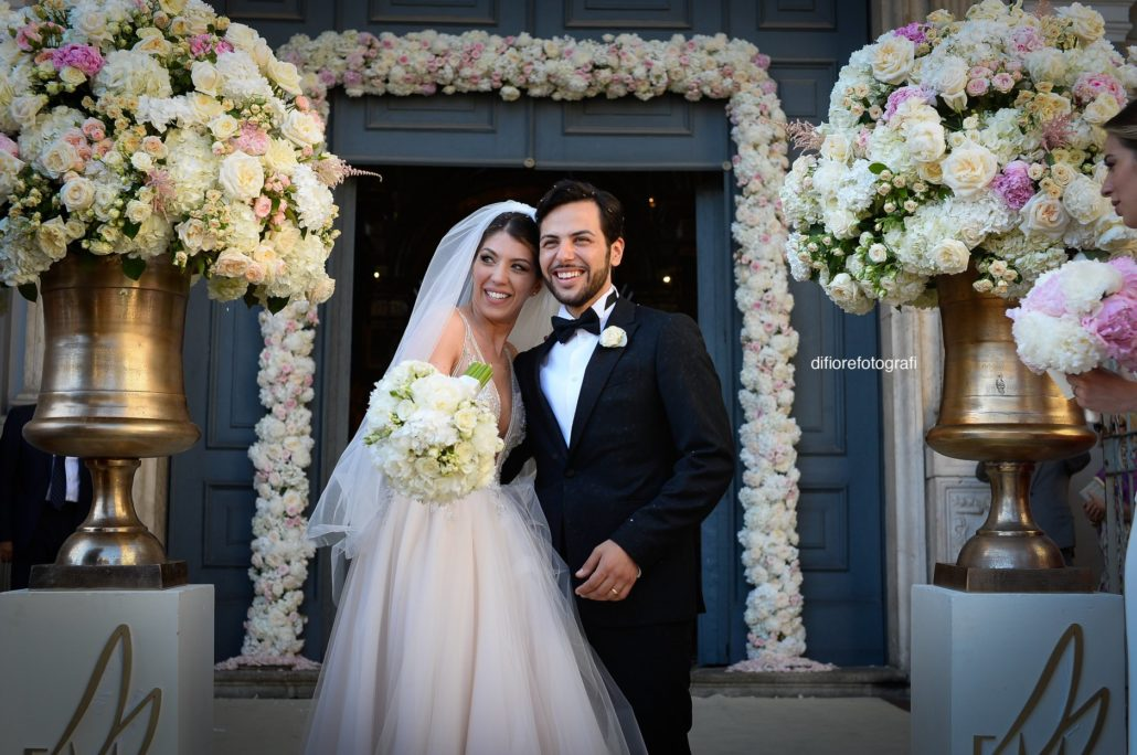 Fiori Chiesa Matrimonio.Matrimonio Perfetto Gli Addobbi Floreali In Chiesa Wedding