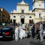 Matrimonio in Costiera Parrocchia dei Santi Prisco e Agnello