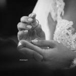 Simboli delle nozze: fedi nuziali e fiori d'arancio