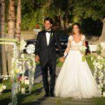 Il sogno d'amore di Antimo e Natalia. Matrimonio indimenticabile in costiera a Villa Eliana