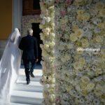 Tendenze wedding. Flower wall per caratterizzare gli addobbi floreali