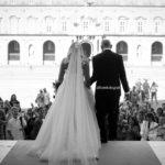 La favola d'amore di Salvatore e Antonella nel loro magico matrimonio a Napoli