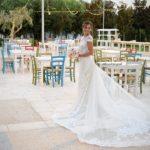 Matrimonio eco chic all'aperto un grande trend per le nozze 2021