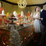 Dulcis in fundo Confettata e sweet table per una conclusione in dolcezza del wedding day