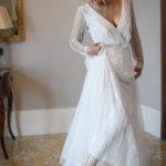 La scollatura dell'abito nuziale. Tendenze per la sposa 2020