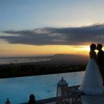 Matrimonio in riva al mare. L'amore cullato dalle onde