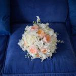 Consigli per la sposa. Come tenere il bouquet di nozze