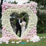 Flower Wall per caratterizzare il tuo matrimonio 2021